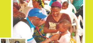 Nigeria Vaccinates 28 million children in 2012