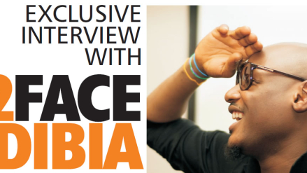 Exclusive Interview with 2Face Idibia